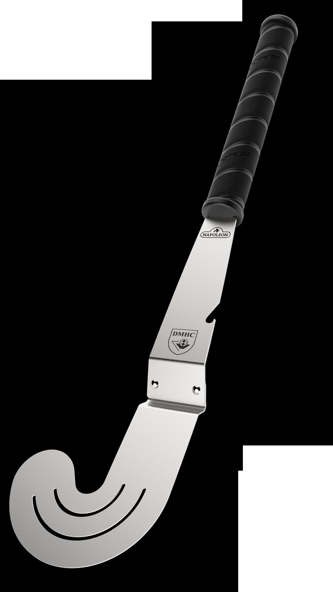 DMHC Hockey BBQ Stick